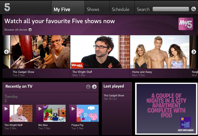 My5 Abroad My5 Outside Of Uk View Tv Abroad