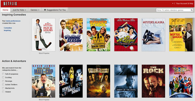 How to watch netflix us abroad