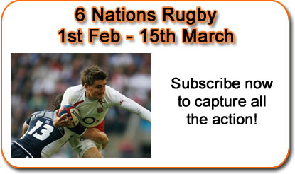 Watch Rugby World Cup