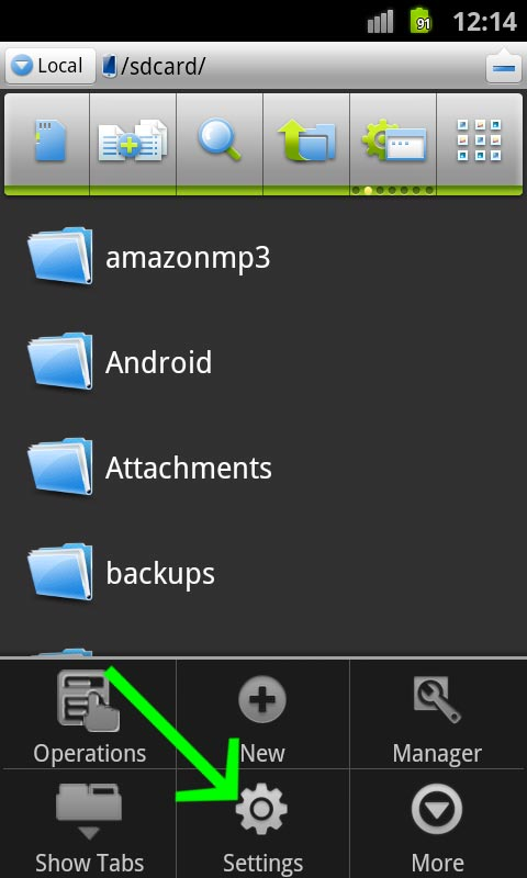 Android OpenVPN set up guide for View TV Abroad